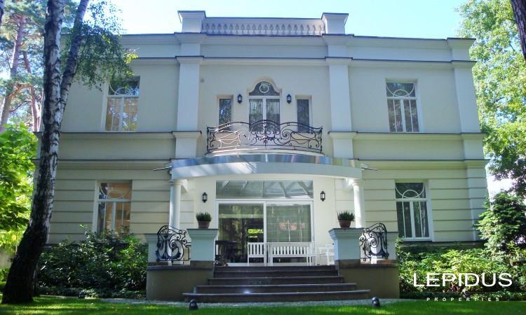 Luksusowa rezydencja w Konstancinie